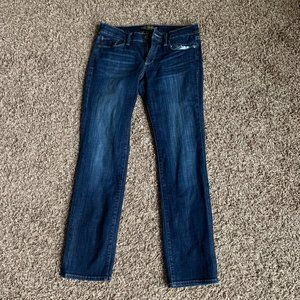 Lucky Brand Sweet Straight Jeans